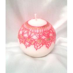 Glob cu decor henna